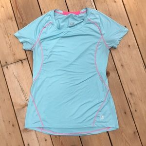 Hind | baby blue activewear t shirt